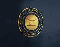 LogoDesign Design For Crowen Capital Comapny