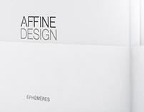 Affine Design