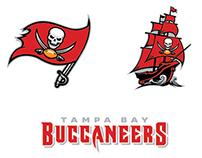 Tampa Bay Buccaneers Logo Design