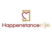 Happenstance Arts Branding