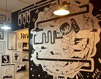 Murals for 54IN