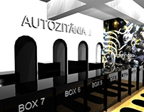 Autozitânia - Telheiras Shop, Lisbon