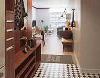 120m2 apartment - Ho Chi Minh - Viet Nam