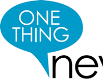 One Thing New Logo