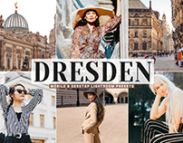 Free Dresden Mobile & Desktop Lightroom Presets