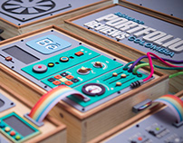 Wood + Paper machine - BE Portfolio review Bogota