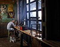 NRD bar stool shoot