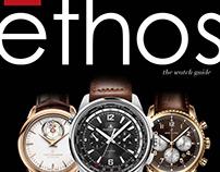 éthos magazine (India's largest luxury watch brand)