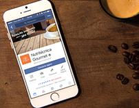 Nutritécnica Gourmet - Social media, Design & Marketing