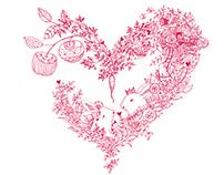 L'Amour + 12 creatures