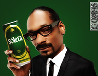 Fotomontaje Snoop dog Solera