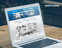 Omnicomm web-site