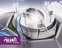 Al Arabiya Filmarma Sports Show (Storyboard)