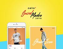 Celio Social Media