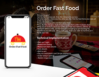 Order Fast Food | Case Study