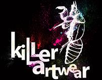 Original Killer Artwear Branding