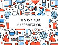Manser Medicine Free Presentation Template