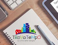 Logo design for TrovaTempo
