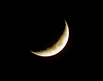 LUNA CRECIENDO / GROWING MOON