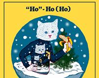"""Mixtape de Natal """"Ho"""" - Ho (Ho)"""
