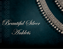 Beautify Your Ankle With Silver Fashion Jewelry