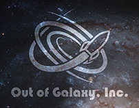 Logo Design - Out of Galaxy, Inc.