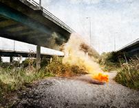 Smoke - under the bridge