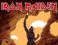 Iron Maiden- To Tame a Land