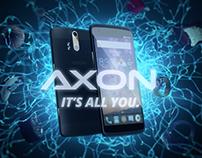 AXON PHONE BY ZTE