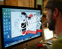 Online Creative Jam