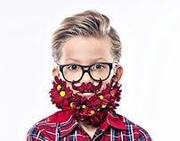 "LITTLE magazine ""En Fleurs"""