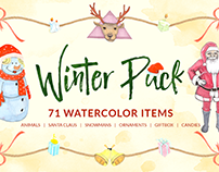 Winter Pack [Free Graphic]