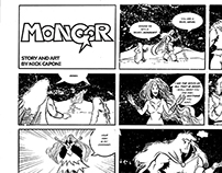 Mongor Comic Strip