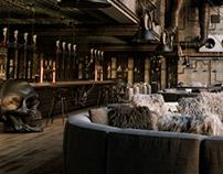 The Skull lounge