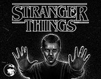 """""""It is here."""" - a Stranger Things tribute"""