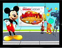 Disney Mickey's Magical Arts World