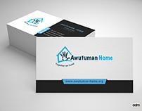 💥 Business Card Awutuman Home 🚀