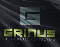 Grinus fotografia komercyjna | Logo design