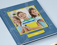 Photobook for schools.