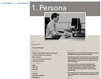 User Personas for Taskly