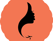 Black Girl Fly Logo