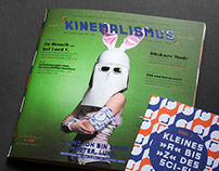›Kinemalismus‹ – Filmmagazin #2 | Art-Direction/Design