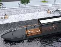 HUMA 3 / Floating Pier - PONTOON