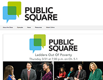 Public Square Website Redesign