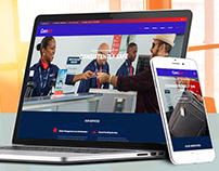 GenAir Aruba Website