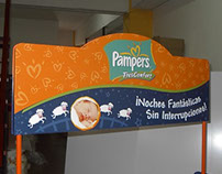 Pampers Display