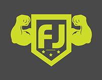 Logotyp FJ