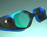 TRASA – Smart swimming goggles