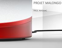 Projet Malongo - Concours Design