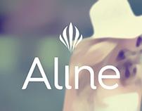 Aline - Visual Identity